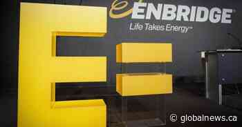Calgary-based Enbridge to raise dividend by nearly 10 per cent