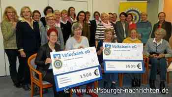 Wolfenbütteler Frauenschutzhaus erhält Spenden über 2600 Euro