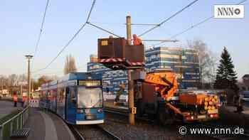 Rostocks Nordosten nach Unfall vom Bahnnetz abgehängt