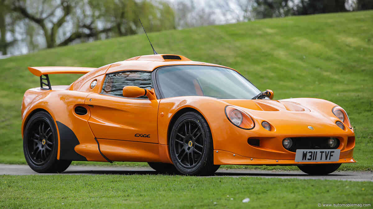 British Sports Cars Not Originally Sold in the U.S. That Should Have Been