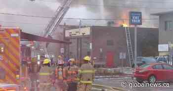 West Island Assistance Fund vows to move forward after fire strikes offices, thrift store