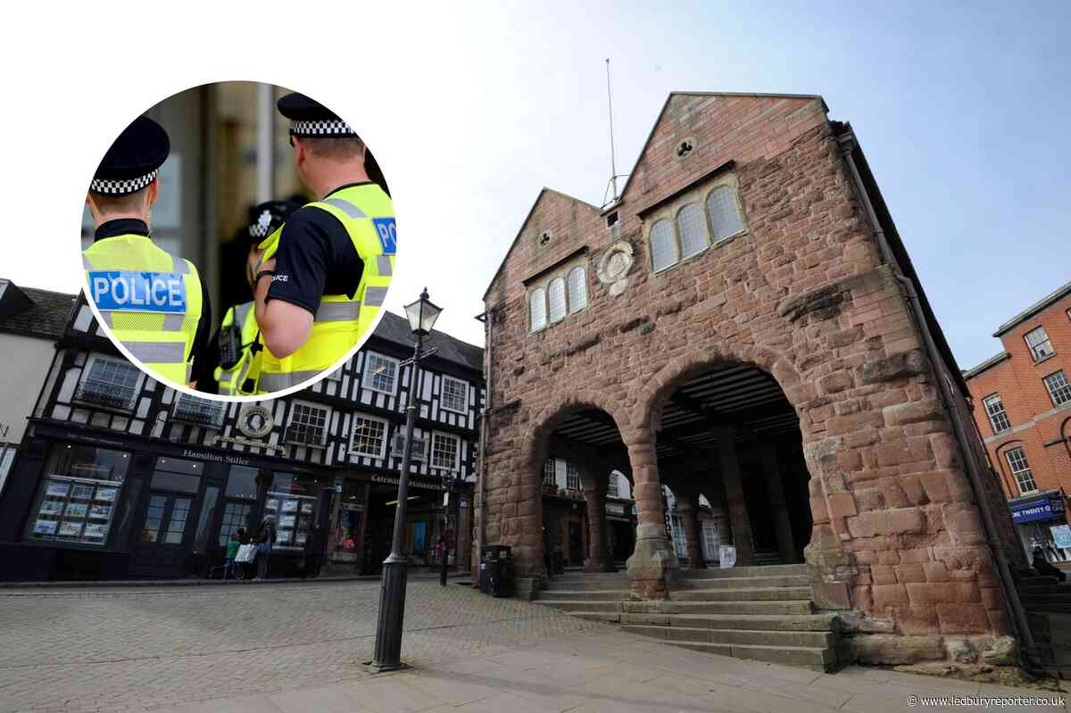 Police to increase town patrols