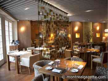 15 of Canada's 100 best restaurants are in Quebec: OpenTable