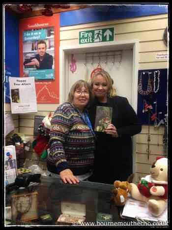 Author donates children's books set in Southbourne to hospitals and charity shops