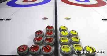 Newcomer kids introduced to curling through off-ice Rocks and Rings program