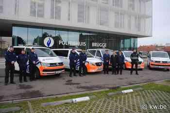Brugse politie krijgt vijf extra voertuigen
