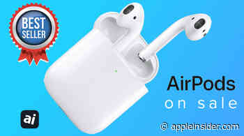 Apple AirPods 2 are on sale and back in stock, but time is running out for Christmas delivery
