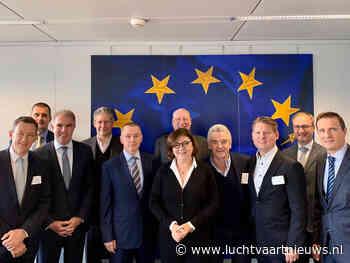 Europese luchtvaart-CEO's ontmoeten nieuwe transportcommissaris