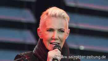 """Nach langem Krebsleiden: """"Danke Marie"""" - Roxette-Star Fredriksson stirbt mit 61"""