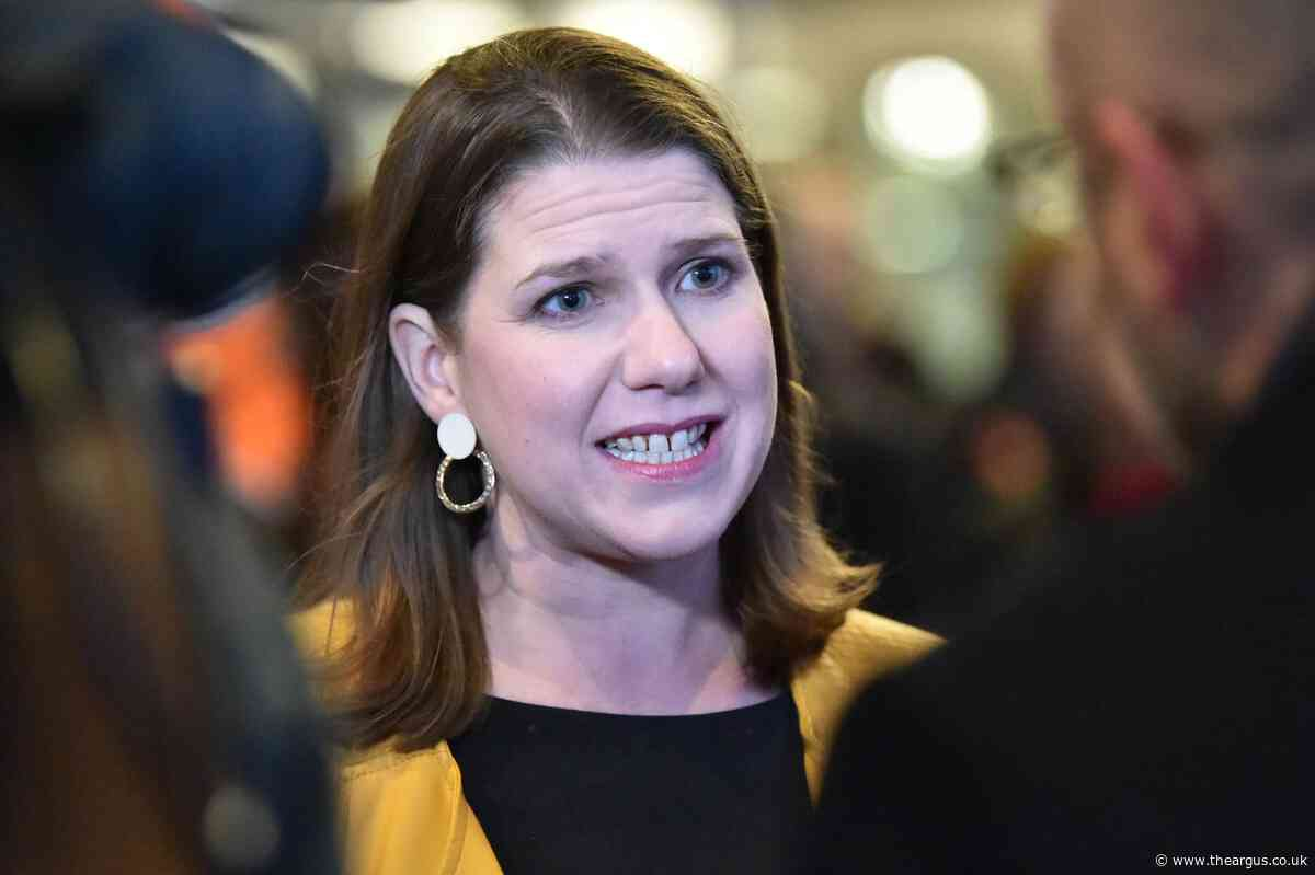 The Lib Dems will stop Brexit and invest in Sussex, writes Jo Swinson