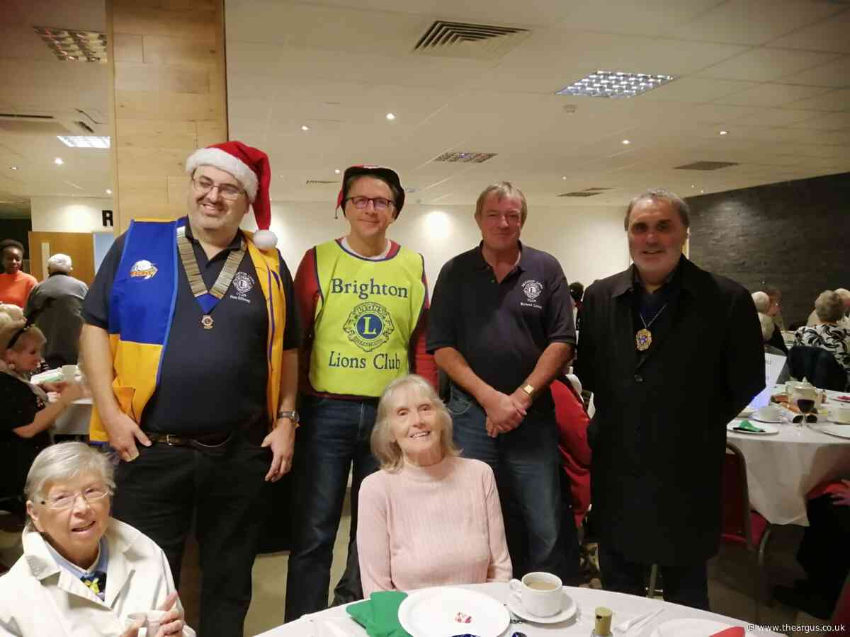 Brighton Lions Club launch appeal to combat winter fuel poverty