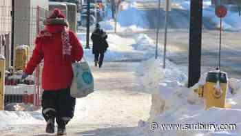 Sudbury under extreme cold weather alert