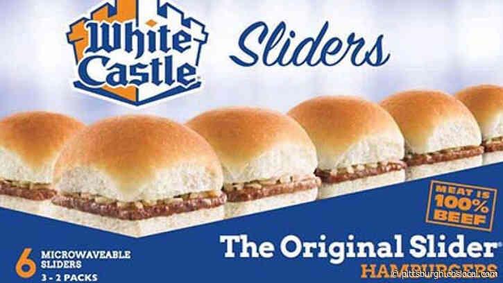 White Castle Recalls Multiple Frozen Burgers Over Possible Listeria Contamination