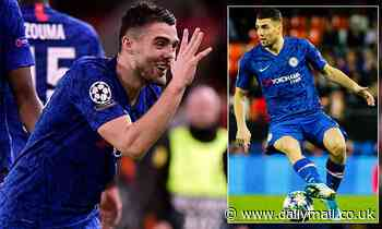 Chelsea star Mateo Kovacic reveals goal celebration is tribute to niece with Down's Syndrome