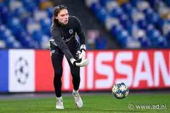 Genk treedt aan met jongste doelman ooit in Champions League