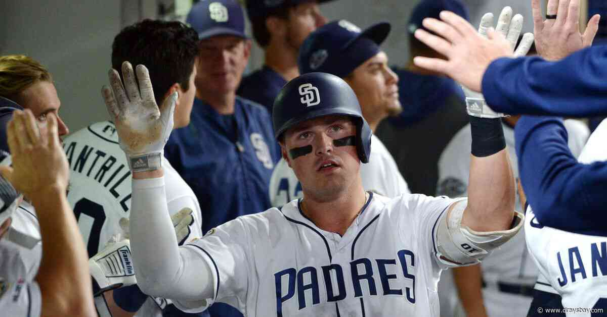 The Rays believe in Hunter Renfroe's 2019 breakouts