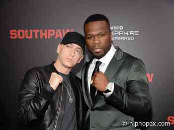 """50 Cent Warns Nick Cannon Over Eminem Diss: """"I Oughta Kick You In Your Ass"""""""