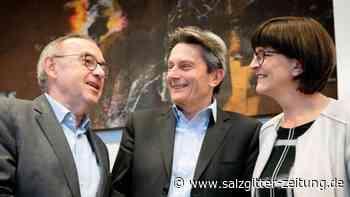 Abgeordnete mahnen SPD-Spitze: Große Koalition sucht gemeinsamen Weg