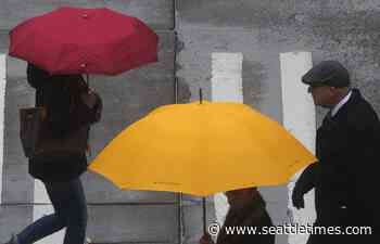 It's been a weird year in Seattle weather. Here's what the stats show and what's coming next.