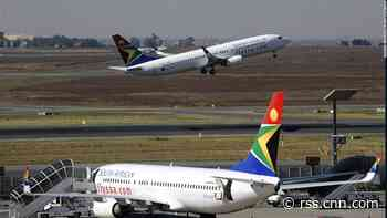 South African Airways goes into 'business rescue'