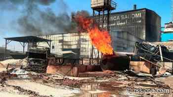 23 people killed in Sudan factory fire
