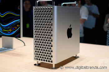 You can now buy the $5,999 Mac Pro and $4,999 Pro Display XDR