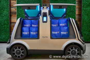 Walmart will begin to use autonomous electric cars to deliver groceries