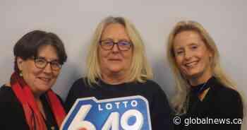 3 women win $1M in lotto sold in Leduc