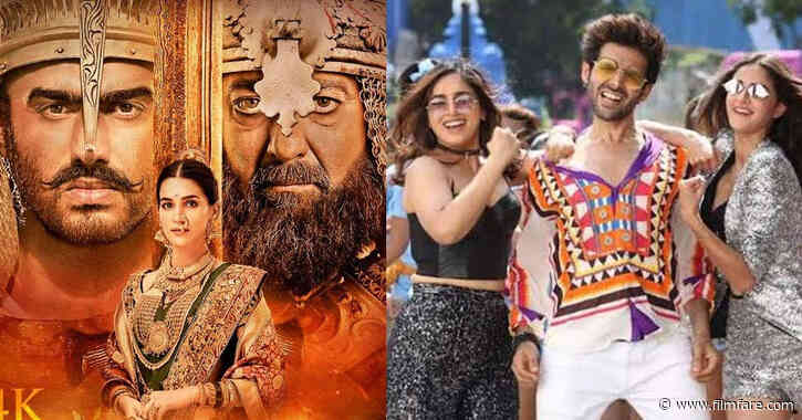 Hereâs how much Pati Patni Aur Woh and Panipat managed to earn at the box-office