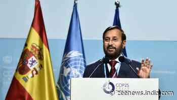 India reduced emission intensity of GDP by 21%: Prakash Javadekar at COP25