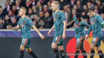 Ajax treedt met versterkt middenveld aan tegen Valencia