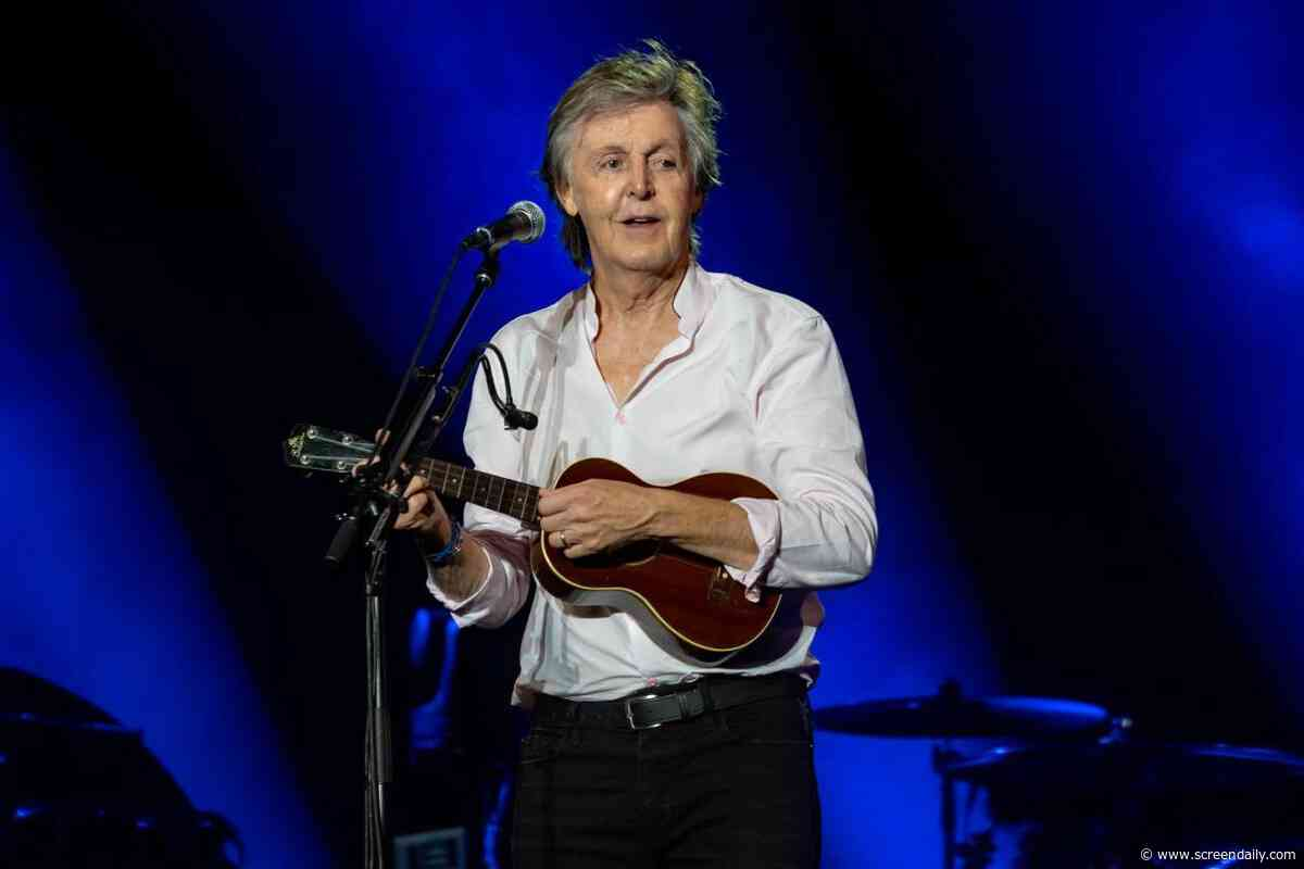Netflix, Gaumont team on animation adaptation of Paul McCartney's 'High In The Clouds'