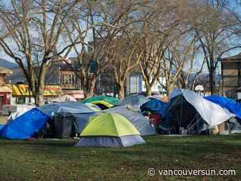 Park board taking additional steps to clear Oppenheimer Park, seek injunction