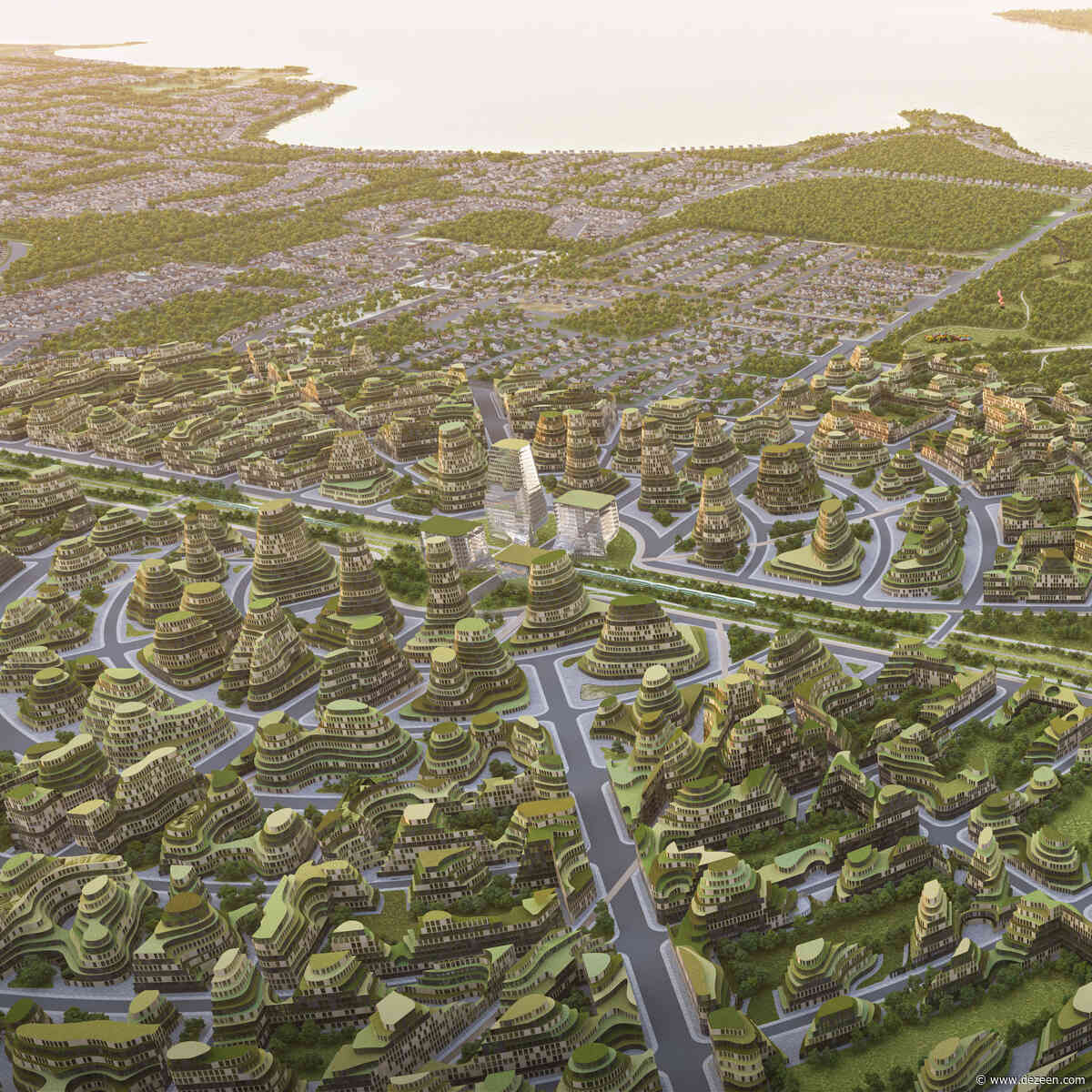 """Partisans to turn Canadian town into """"city of the future"""" The Orbit"""