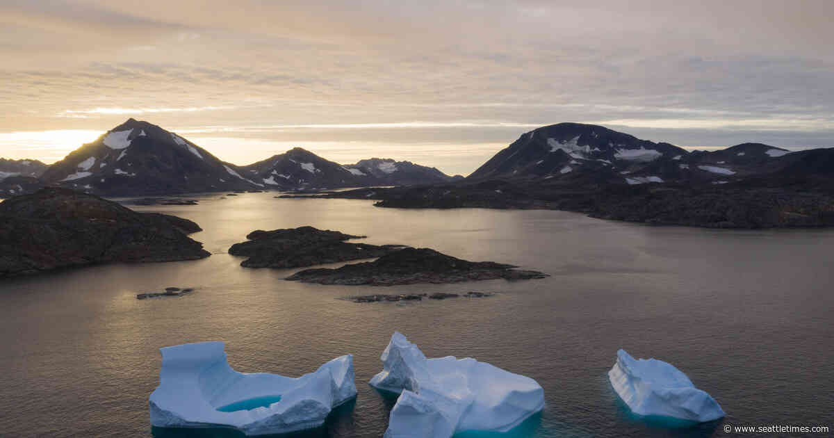 Arctic habitats and cultures on thin ice as region warms