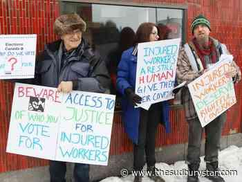 Sudbury group sings praises of safer workplaces
