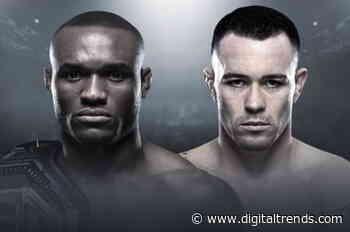 Sign up for ESPN+ and get 25% off UFC 245: Usman vs. Covington