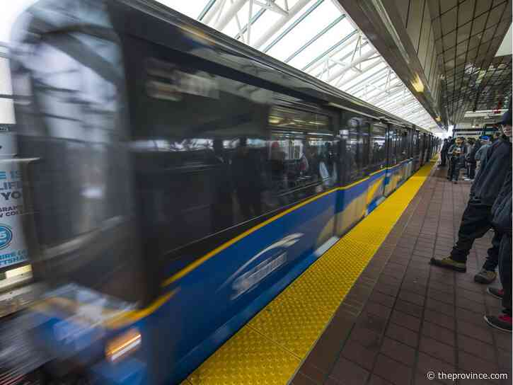 Letters to The Province, Dec. 11, 2019:  Keep the SkyTrain system operating while continuing negotiations