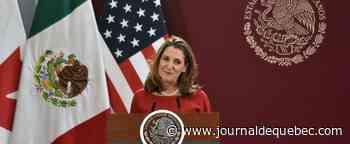 L'accord de libre-échange É.-U.-Mexique-Canada signé à Mexico