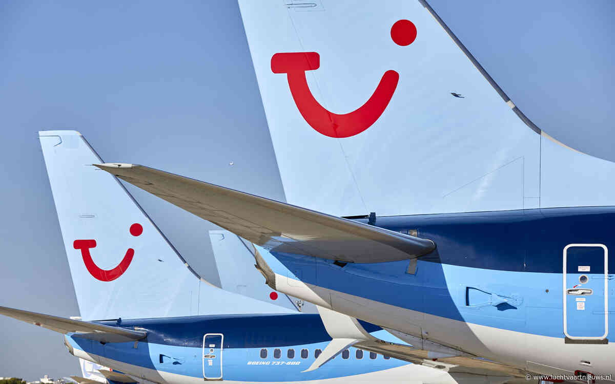 TUI nieuwste lid van Airlines for Europe