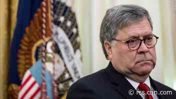 Barr contradicts key finding in IG report, saying FBI may have acted in 'bad faith' in opening 2016 Russia probe