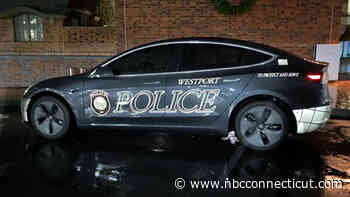 Westport Police Buys First Tesla Squad Car in Conn.