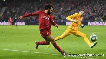 Liverpool en Napoli vieren feest; Salah scoort uit onmogelijke hoek