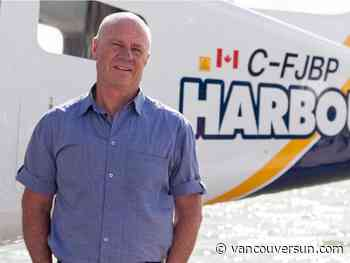 B.C. seaplane company makes history with test flight of first commercial e-plane