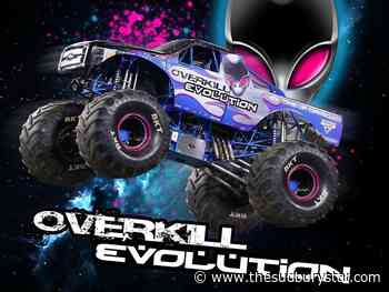 Monster Spectacular coming to Sudbury Arena