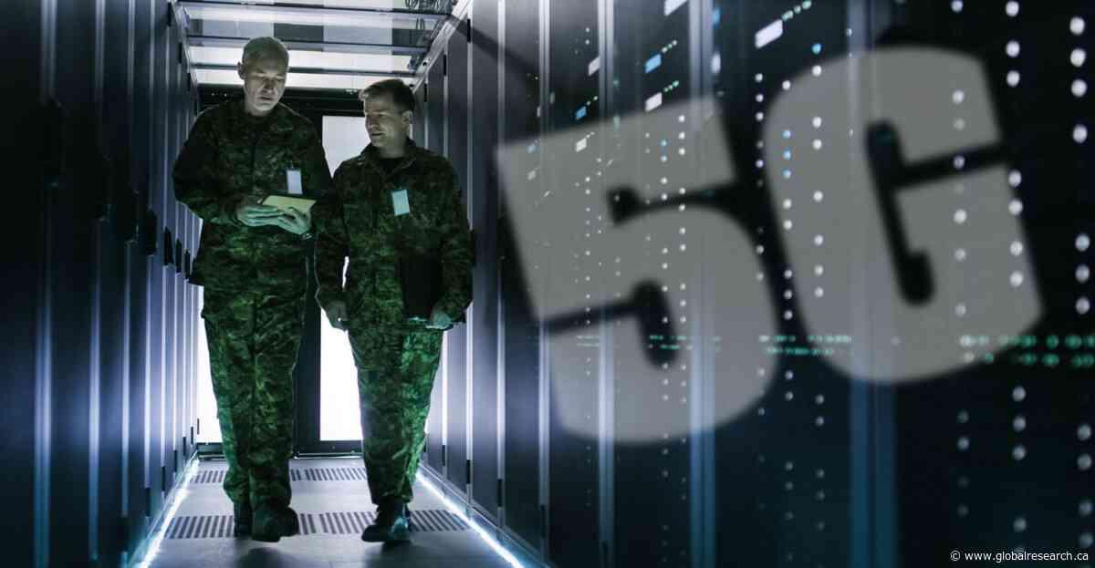 O uso militar escondido da tecnologia 5G