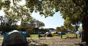 UPDATED: Vancouver park board approves additional actions to clear Oppenheimer Park