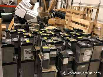 So B.C. Transit needs new fare boxes? Go to eBay, save 300k
