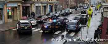 Deux policiers blessés dans une fusillade à Jersey City