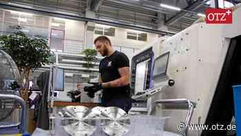 """""""Schlaue Fabrik der Zukunft"""" steht in Großlöbichau"""